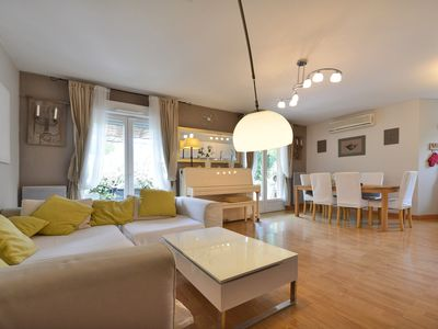Photo for Cozy comfortable accommodation with terrace, garden, parking