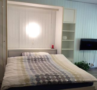 Photo for 2*, 1-bedroom apartment for 2-4 people located in the centre at about 350m from the ski-lift. Bright