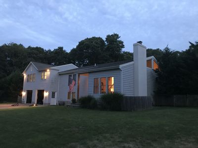 Photo for Sag Harbor 5BR House with Saltwater Pool AVAIL for JULY!