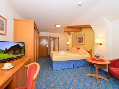 Photo for Double room with shower / WC - without balcony - IFA Hotel Alpenrose