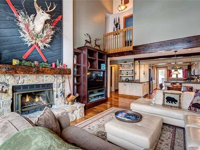 Photo for Beautiful Townhome, Private Hot Tub, Garage Parking