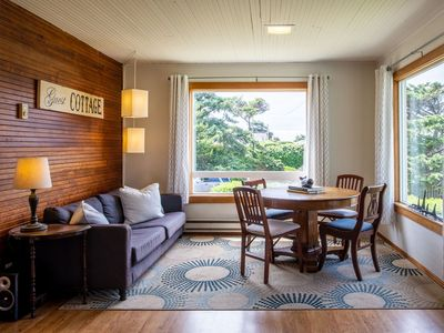 Photo for Quaint Cottage with Ocean View in Waldport! FREE NIGHT!