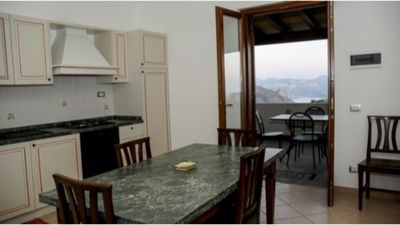 Photo for 2BR Apartment Vacation Rental in Lipari
