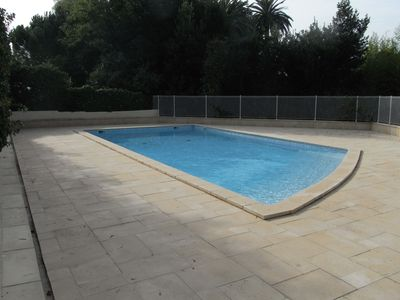Photo for Flat T3 standing with swimming pool and garage