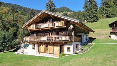 Photo for Traditional chalet comfort 4 stars for 10 people with SPA