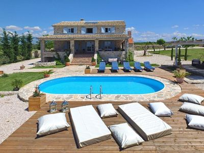 Photo for Holiday house Zemunik for 12 persons with 6 bedrooms - Holiday house