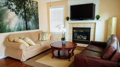 Photo for Relaxing and comfortable single family house in Overland Park with Hot Tub!