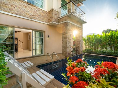 Photo for 3BR Great relaxing pool Villa