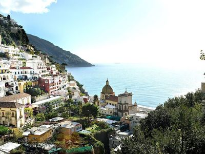 Photo for 4BR House Vacation Rental in Positano, Campania
