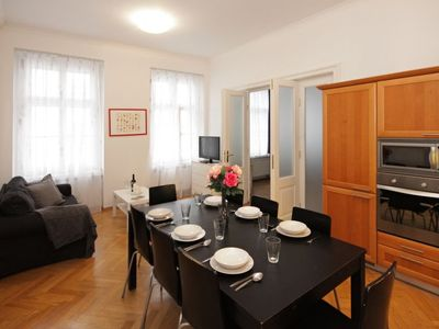 Photo for Apartment Quadrio  in Praha/1, Prague and vicinity - 7 persons, 3 bedrooms
