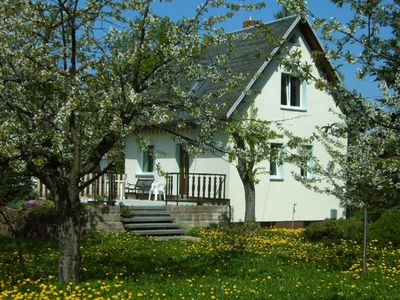 Photo for Comfortable holiday house, located in a big garden, few minutes to the centre