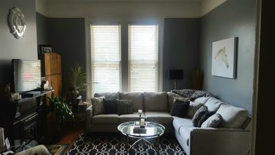 Photo for Downtown Old Louisville historic apartment centrally located