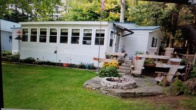 Photo for Private Lake Vacation Cottage Finger Lakes Region