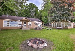 Photo for 3BR Cabin Vacation Rental in LeRoy, Michigan