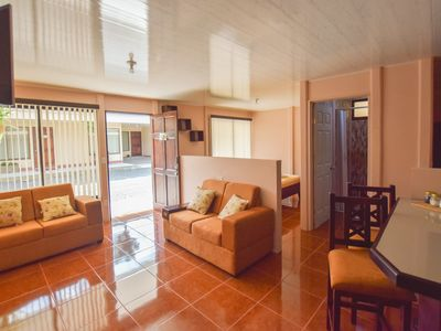Photo for Furnished Deluxe House nestled in the middle of the Rainforest, Costa Rica