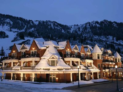 Photo for Hyatt Grand Aspen 2BR - luxury 2 bedrooms serviced condo - Travel Keys