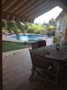 Photo for Villa of even foot 140m2 on 2000m2 of ground with swimming pool