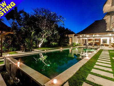 Photo for 3 Bedroom Villa1 in 15 Mins to Seminyak Beach;