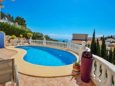Photo for Fina - two story holiday home villa in Benitachell