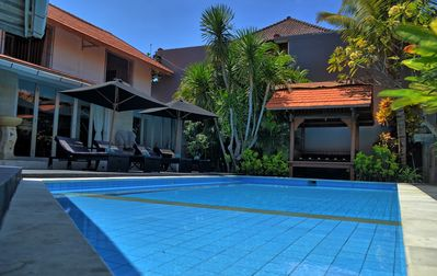 Photo for Grange, 3 Bedroom Villa, A/C interior, Legian