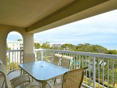 Photo for Experience ocean front luxury and convenience with this 2 bedroom, 2 bath Oceanfront Barrington Cour