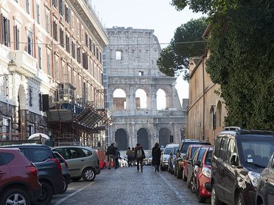 Photo for Cosy atmosphere Colosseum of Rome