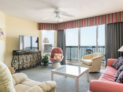 Photo for Ashworth - 1203 Oceanfront 3 Bedroom in the heart of North Myrtle Beach! | Ashworth - 1203