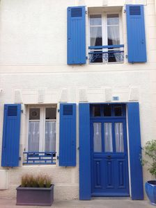 Photo for Fisherman's house ***, parking possible, 80 m from the sea, garden, 7 per, wifi
