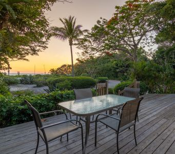 Photo for Direct Gulf views, lush tropical landscape, a great location