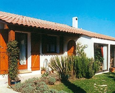 Photo for 2BR Villa Vacation Rental in Languedoc-Roussillon, Aude