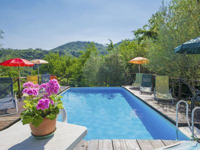Photo for Vacation home Il Castagneto in Rufina - 10 persons, 5 bedrooms