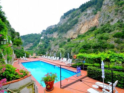 Photo for Appartamento Ulisse D: A graceful apartment situated in a quiet location, a few minutes from the town center.