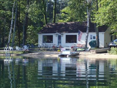 Photo for Pure Michigan's Finest Waterfront Setting, Beautiful Long Lake