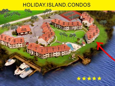 Photo for Island Vacation - Sommer Special - Family 3-6 - Direct Water Front