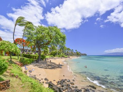 Photo for KULEANA 622 - OCEANFRONT, Steps from the water! New Remodel!!!