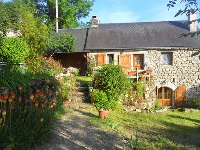 Photo for Pretty cottage country in the hamlet of Firminhac in Golinhac