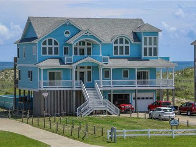 Photo for OCEANFRONT in Frisco w/Htd Pool&HotTub, Elevator