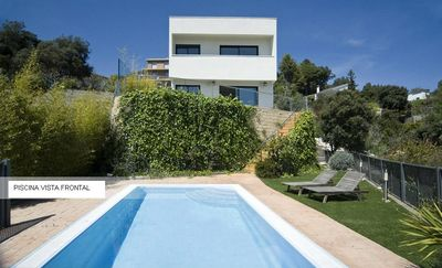 Photo for House / Villa  WITH POOL IN SANT CEBRIA (BARCELONA)
