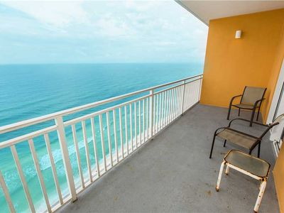 Photo for Sleek Open Floor Plan Looking Out Over The Gulf Of Mexico