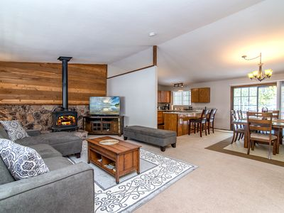 Photo for Wooded Seclusion in Truckee – Access to Fabulous Tahoe Donner Amenities