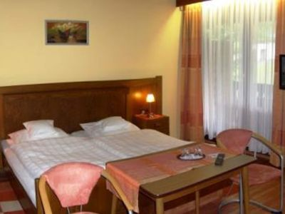 Photo for Double room, shower, toilet - Gasthof Hammerschmiede