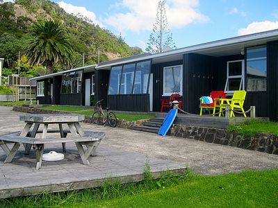 Photo for 1BR House Vacation Rental in Cooks Beach, Coromandel