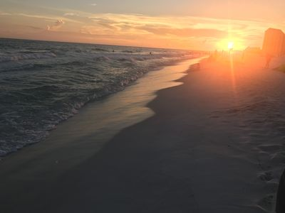 Photo for Laid Back Luxury, 2 BR Gulf Front Complex, beautiful beach awaits your arrival!