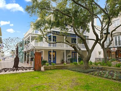 Photo for 48-hour cancellation-Roof Top Deck, Amazing Gulf & Town Views in Seaside