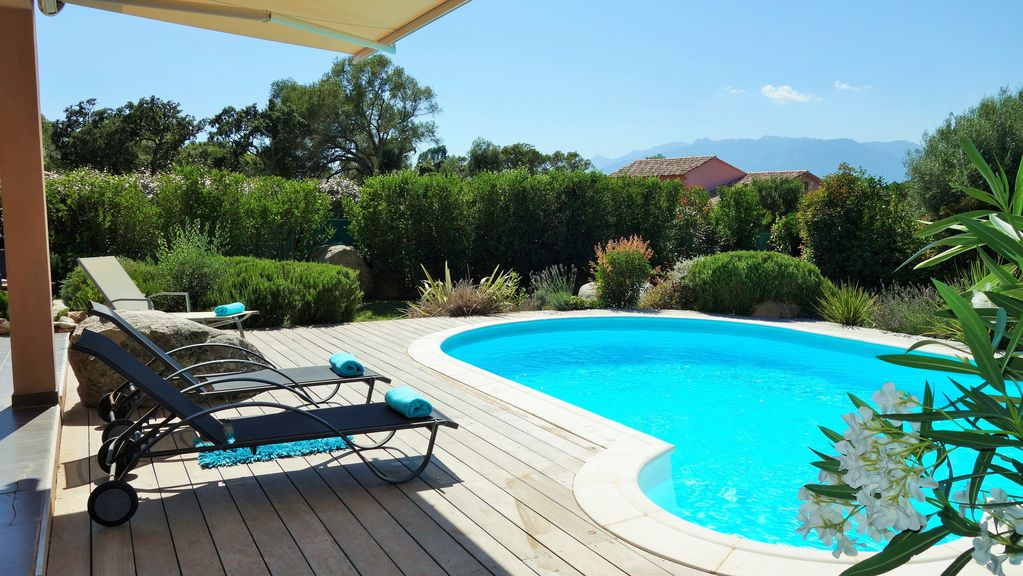 Captivating Porto Vecchio Villa Rental