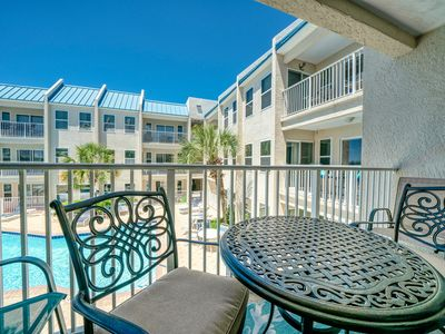 Photo for *New Listing* 2BR Poolside Villas Condo - Quiet Beach Location!