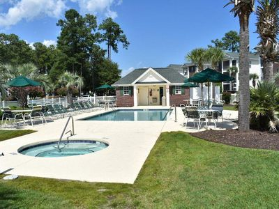 Photo for River Oaks Golf Course condo w/pool access