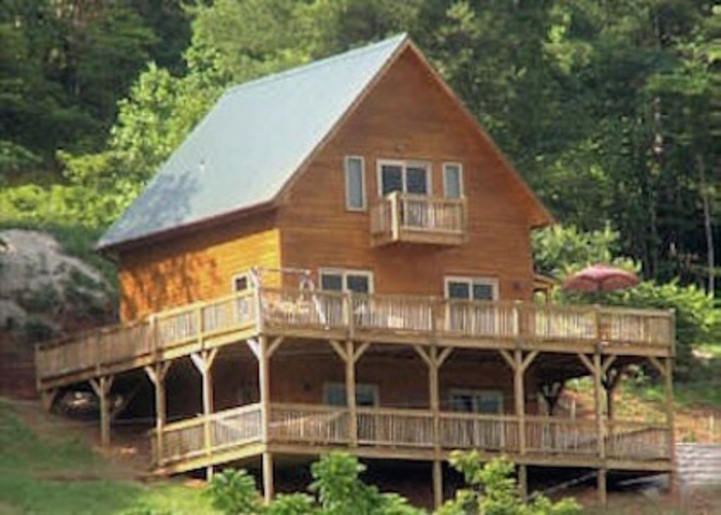 Close 2slopes boone view mtns water cuddle vrbo for Cooper s cabin park city