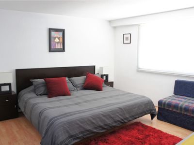 Photo for Comfortable Studio, ideal 4 couples,  near the WTC