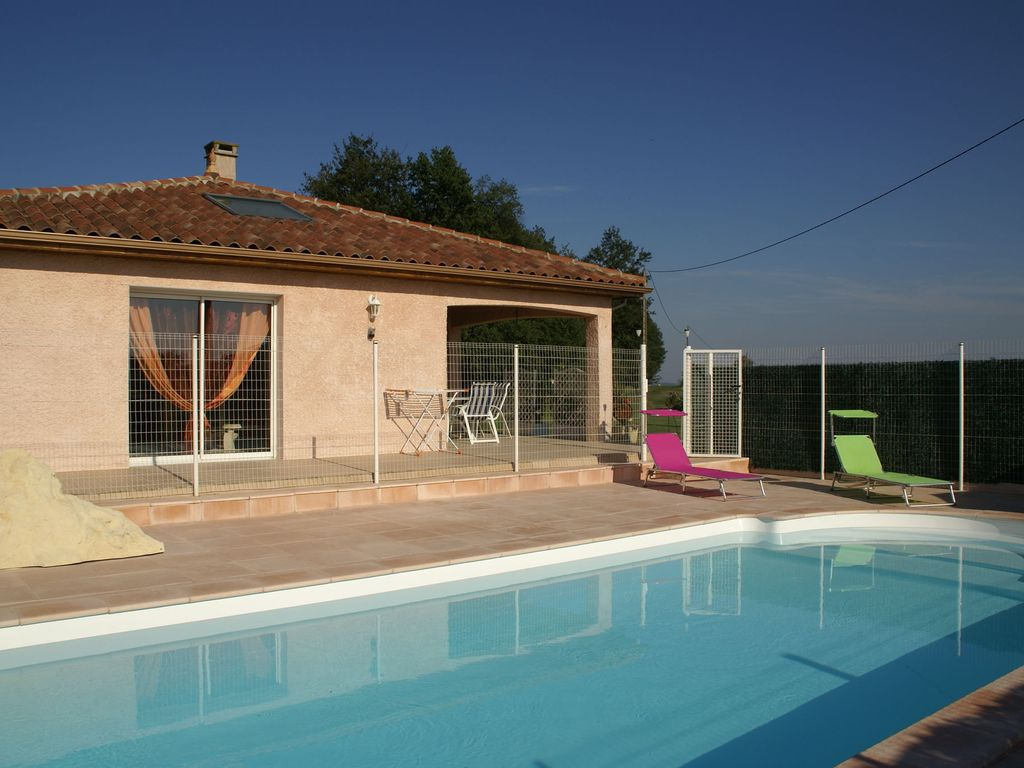 Cosy Detached Holiday Home With Private Swimming Pool And Garden Armous Et Cau Gers Midi